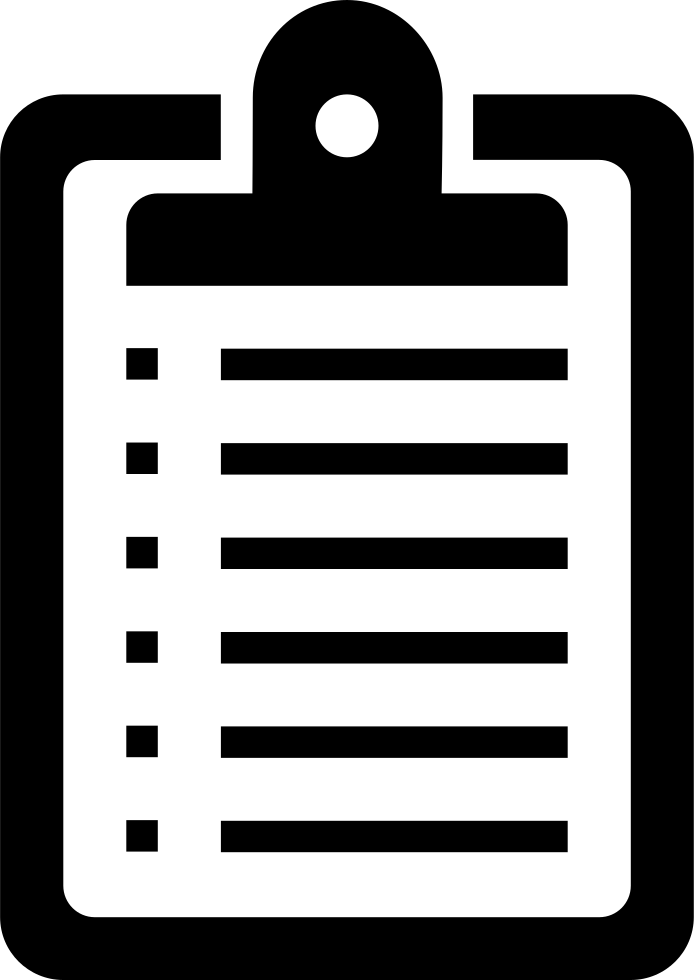 Clipboard Graphic