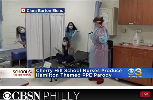 Cherry Hill Nurses - PPE Parody